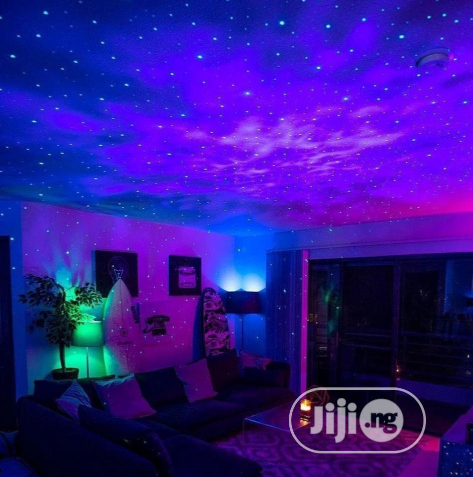 Ocean Galaxy Light Projector | Home Accessories for sale in Ifako-Ijaiye, Lagos State, Nigeria