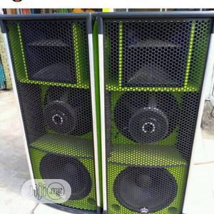 High Class Double Full Range Speaker   Audio & Music Equipment for sale in Lagos State, Lekki