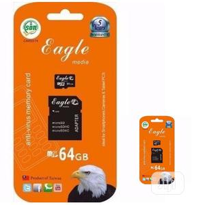 64GB 1st Eagle Antivirus Memory Card | Accessories & Supplies for Electronics for sale in Abuja (FCT) State, Gwarinpa