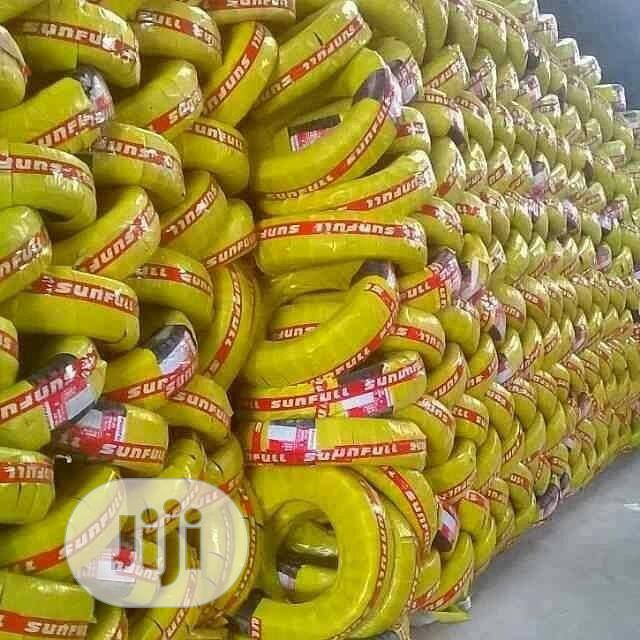 All Sizes Of Sunfull Tyres Available