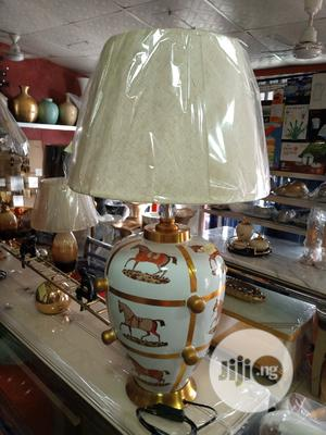 Ceramics Table Top Lamp | Home Accessories for sale in Lagos State, Agege