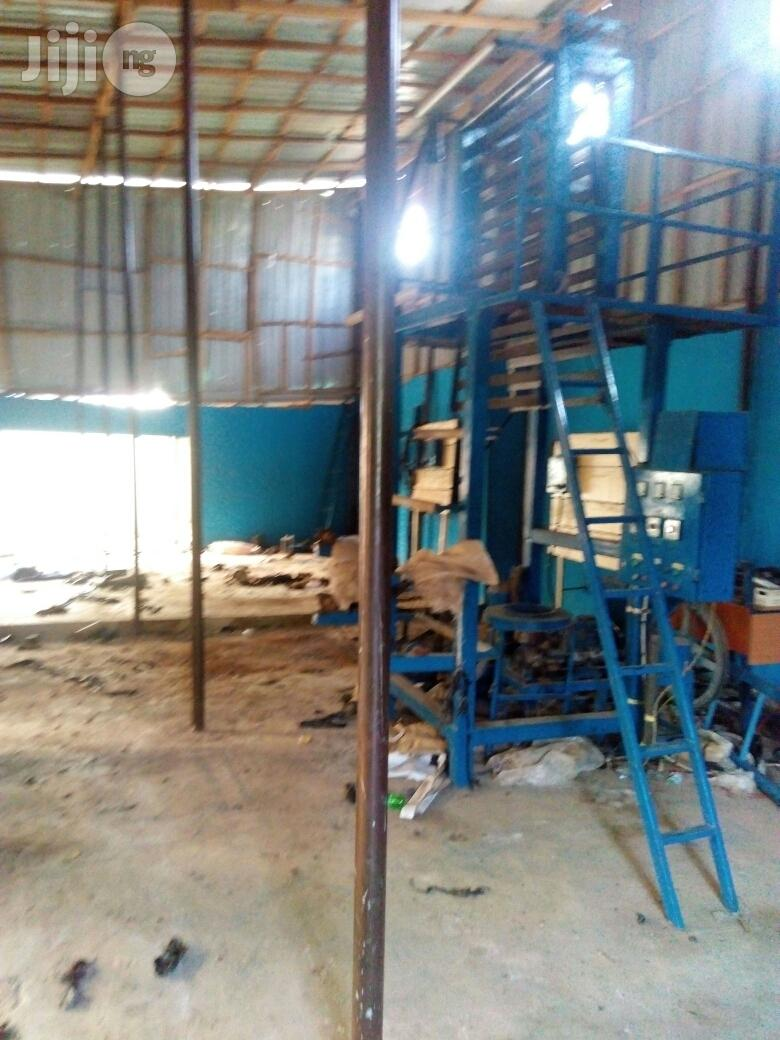 Ware House/Factory On Half Plot Of Land For Lease   Commercial Property For Rent for sale in Ikorodu, Lagos State, Nigeria