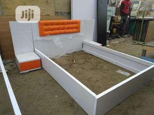 Bedroom 6*6bedframe   Furniture for sale in Lagos State, Oshodi