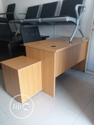 Office With Movable Drawer | Furniture for sale in Lagos State, Oshodi