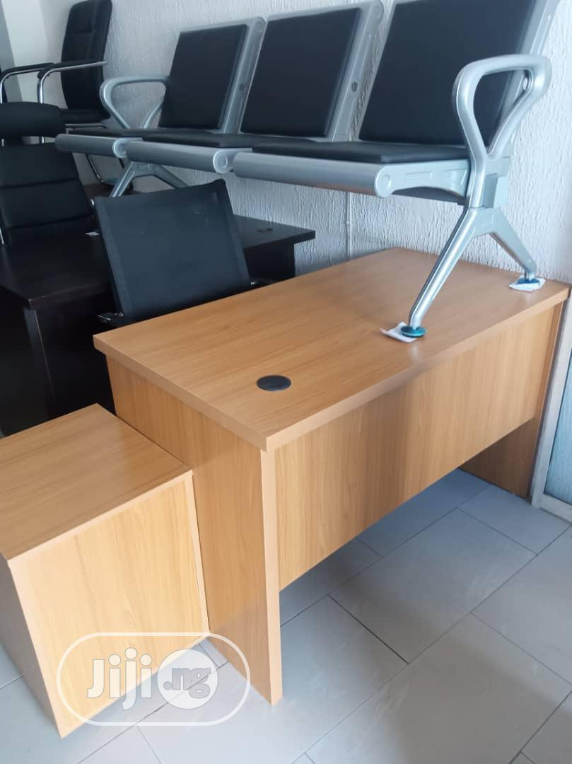 Office With Movable Drawer | Furniture for sale in Oshodi, Lagos State, Nigeria