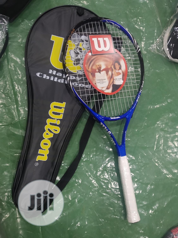 Wilson Children Tennis Racket