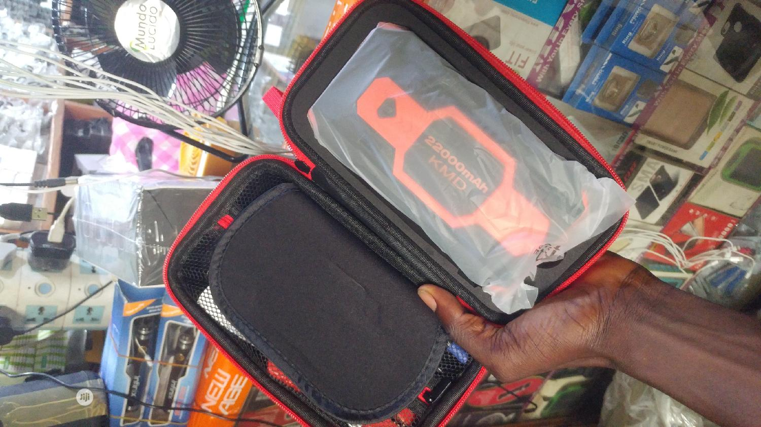 22000mah Power Bank, Jump Starter, Safety Jumper Cable, | Accessories for Mobile Phones & Tablets for sale in Ikeja, Lagos State, Nigeria