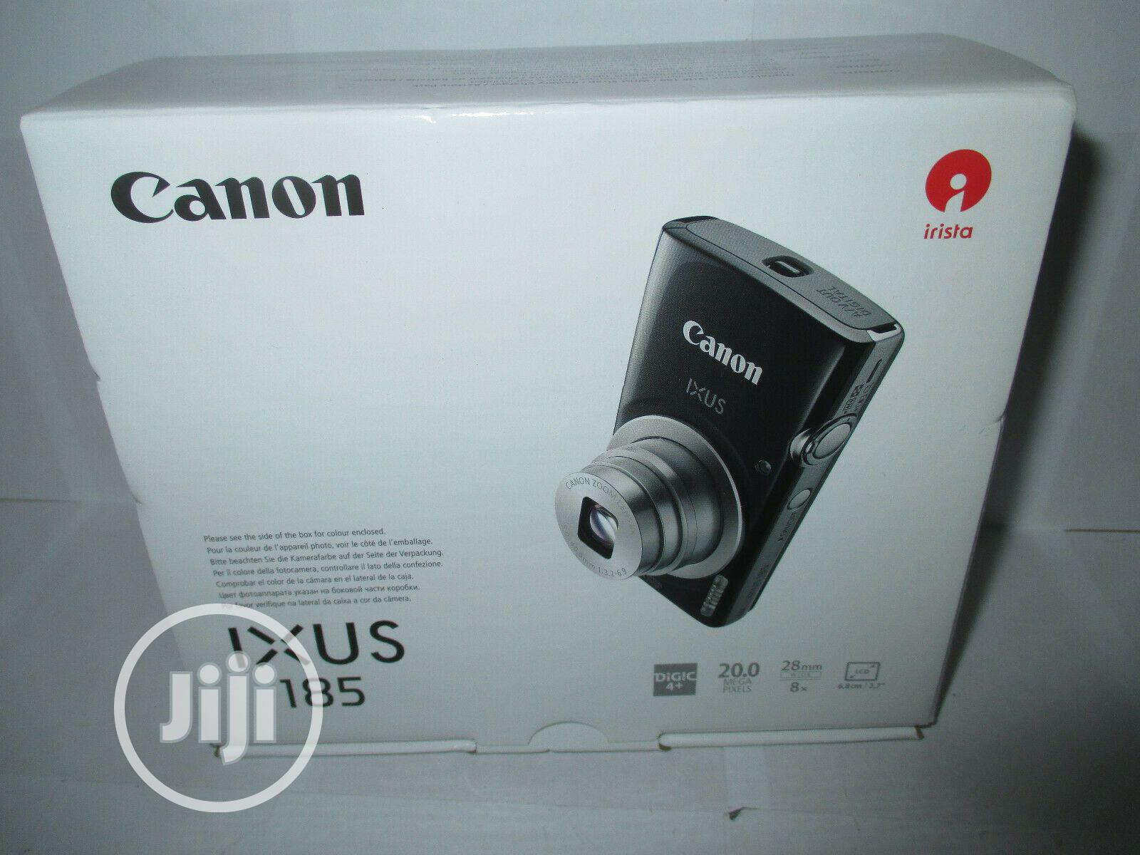 Canon Eos Ixus 185 Camera In Port Harcourt Photo Video Cameras Tradelink Computer Jiji Ng For Sale In Port Harcourt Buy Photo Video Cameras From Tradelink Computer On Jiji Ng