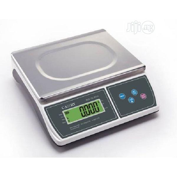 Camry Digital Weighing Scale - 30KG