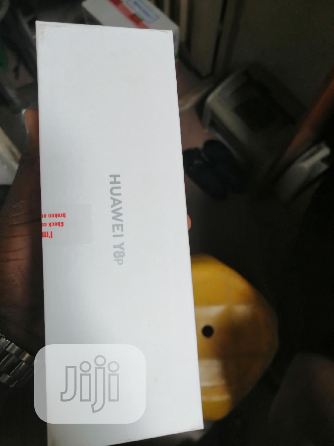 New Huawei Y7p 64 GB | Mobile Phones for sale in Ikeja, Lagos State, Nigeria