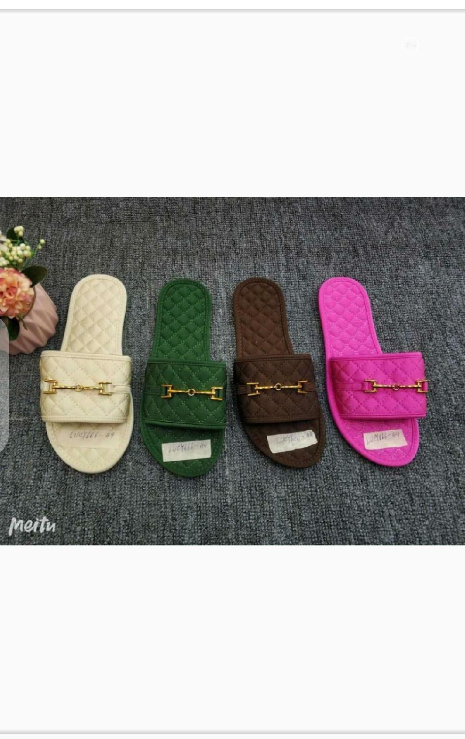 New Quality Female Slippers | Shoes for sale in Lagos Island (Eko), Lagos State, Nigeria