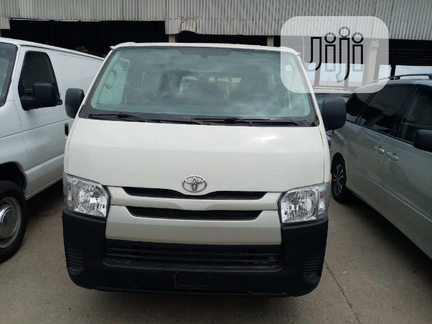 Toyota Haice 2010   Buses & Microbuses for sale in Apapa, Lagos State, Nigeria