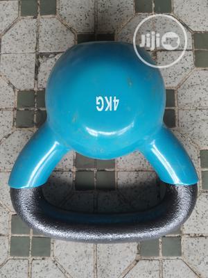 4kg Kettlebell | Sports Equipment for sale in Lagos State, Surulere