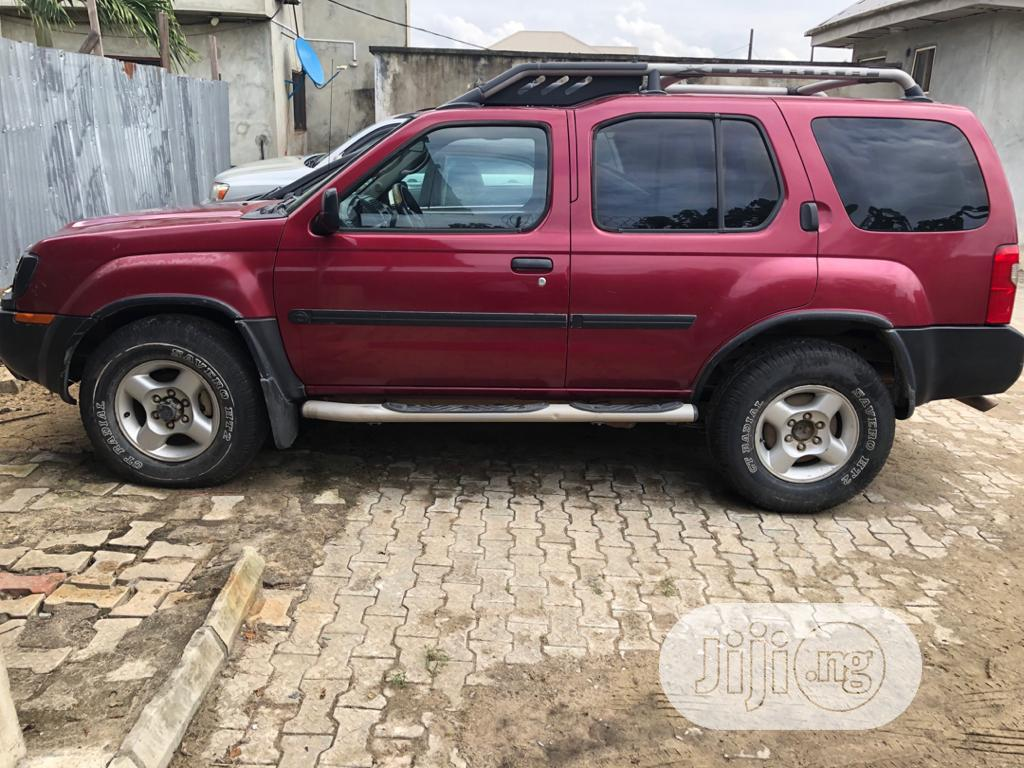 Archive: Nissan Xterra Automatic 2001 Red