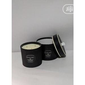 Drommehjem Black Large Candle | Home Accessories for sale in Lagos State, Ikeja
