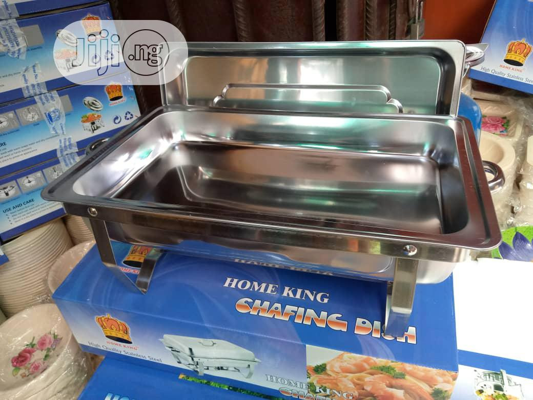 Stainless Steel Heavy Duty 9 Litre Chafing Dish Food Warmer