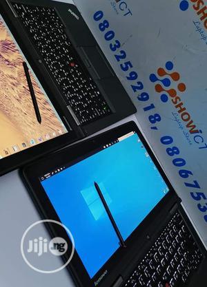 Laptop Lenovo ThinkPad Yoga 8GB Intel Core I5 SSD 128GB | Laptops & Computers for sale in Benue State, Makurdi