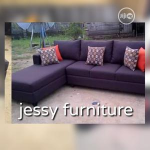 New Set of L-Shaped Fabric Sofa | Furniture for sale in Lagos State, Ojodu
