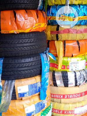 Double King, Bridgestone, Dunlop, Austone, Joyroad Sunfull   Vehicle Parts & Accessories for sale in Lagos State, Lagos Island (Eko)