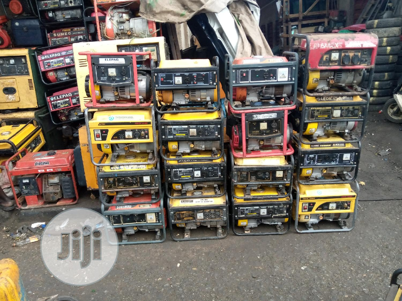 Sumec Firman Tokunbo Generator   Electrical Equipment for sale in Mushin, Lagos State, Nigeria