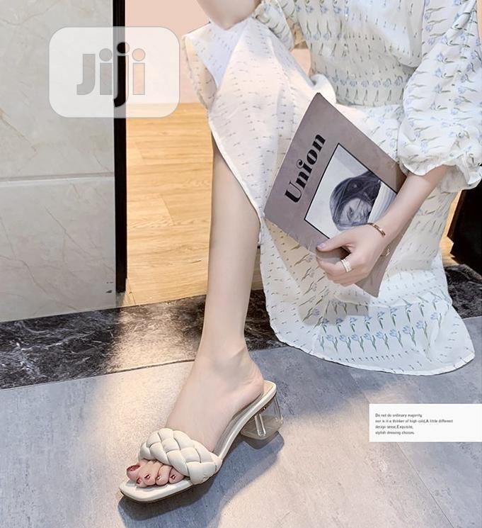 Archive: New Turkey Female Quality Block Heels Shoes