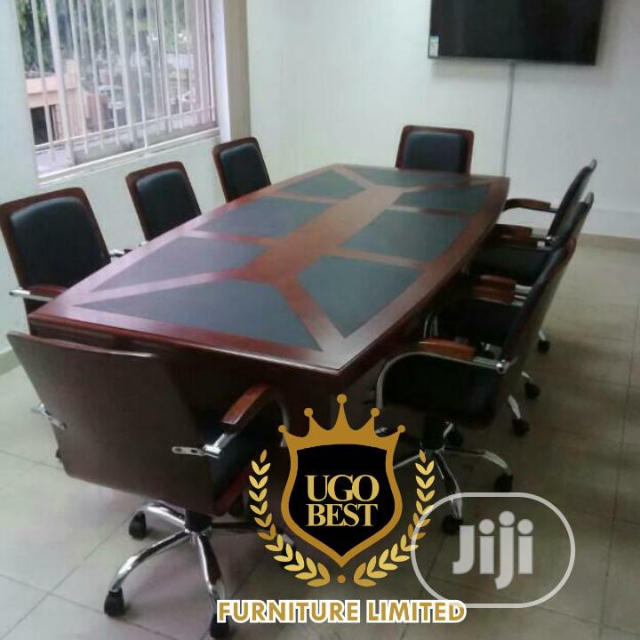 Executive Wooden Conffrence Table