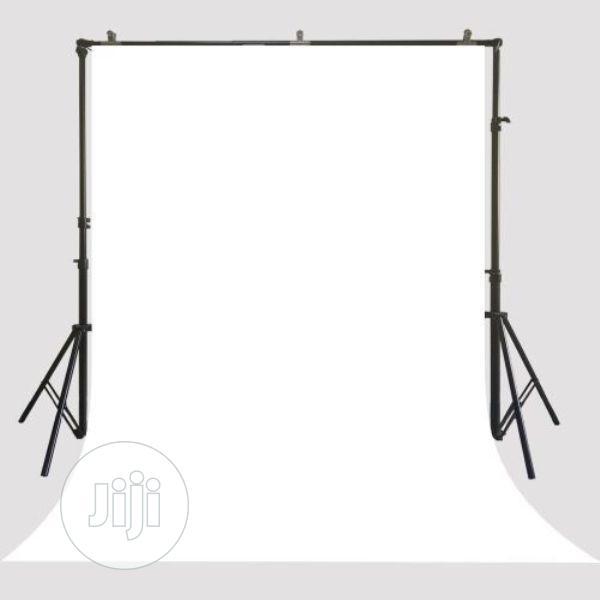 10x10ft WHITE Screen Muslin Cloth Backdrop Photo Studio Phot