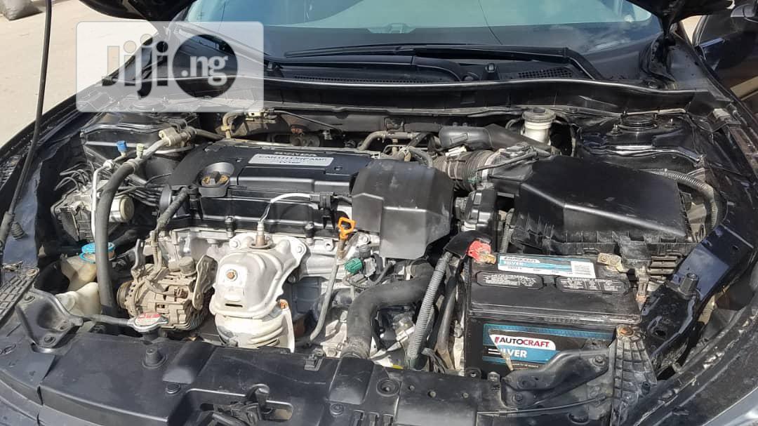 Honda Accord 2014 Black | Cars for sale in Lekki, Lagos State, Nigeria