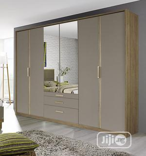 Home Wardrobe With Mirror Glass | Furniture for sale in Lagos State, Lekki