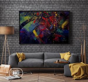 Artwork: Abstract Art Painting for Sale.   Arts & Crafts for sale in Lagos State, Ikeja