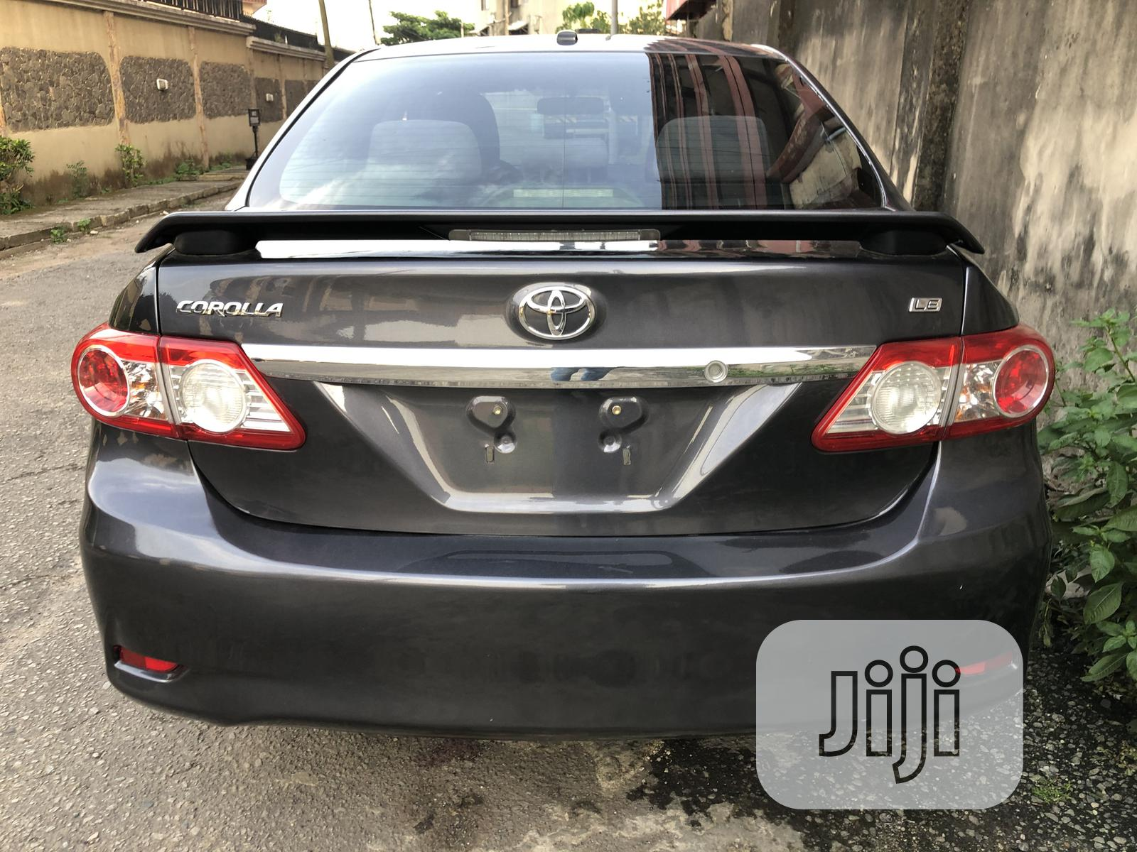 Toyota Corolla 2011 Gray | Cars for sale in Ikeja, Lagos State, Nigeria