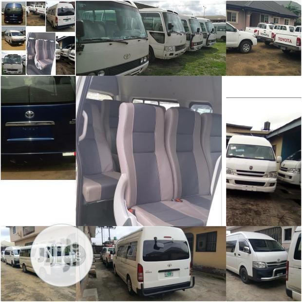 Hummer Buses, Hilux Vans And Coasters For Hire In PH
