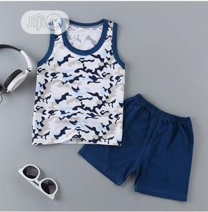 Vests With Shorts | Children's Clothing for sale in Lagos State, Agboyi/Ketu