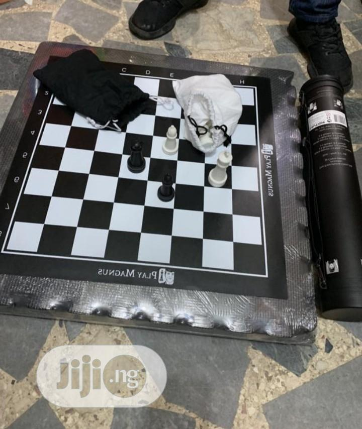 Tournament Chess Game For Sale
