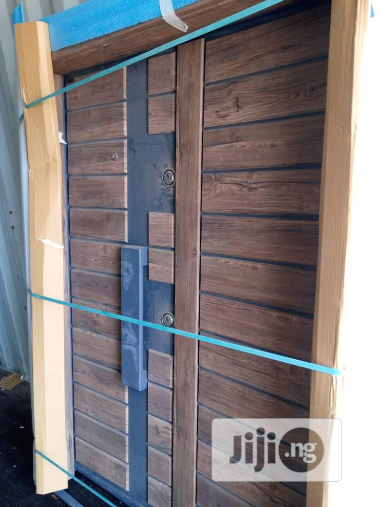 Archive: 4ft Turkey Luxury Security And Entrance Door