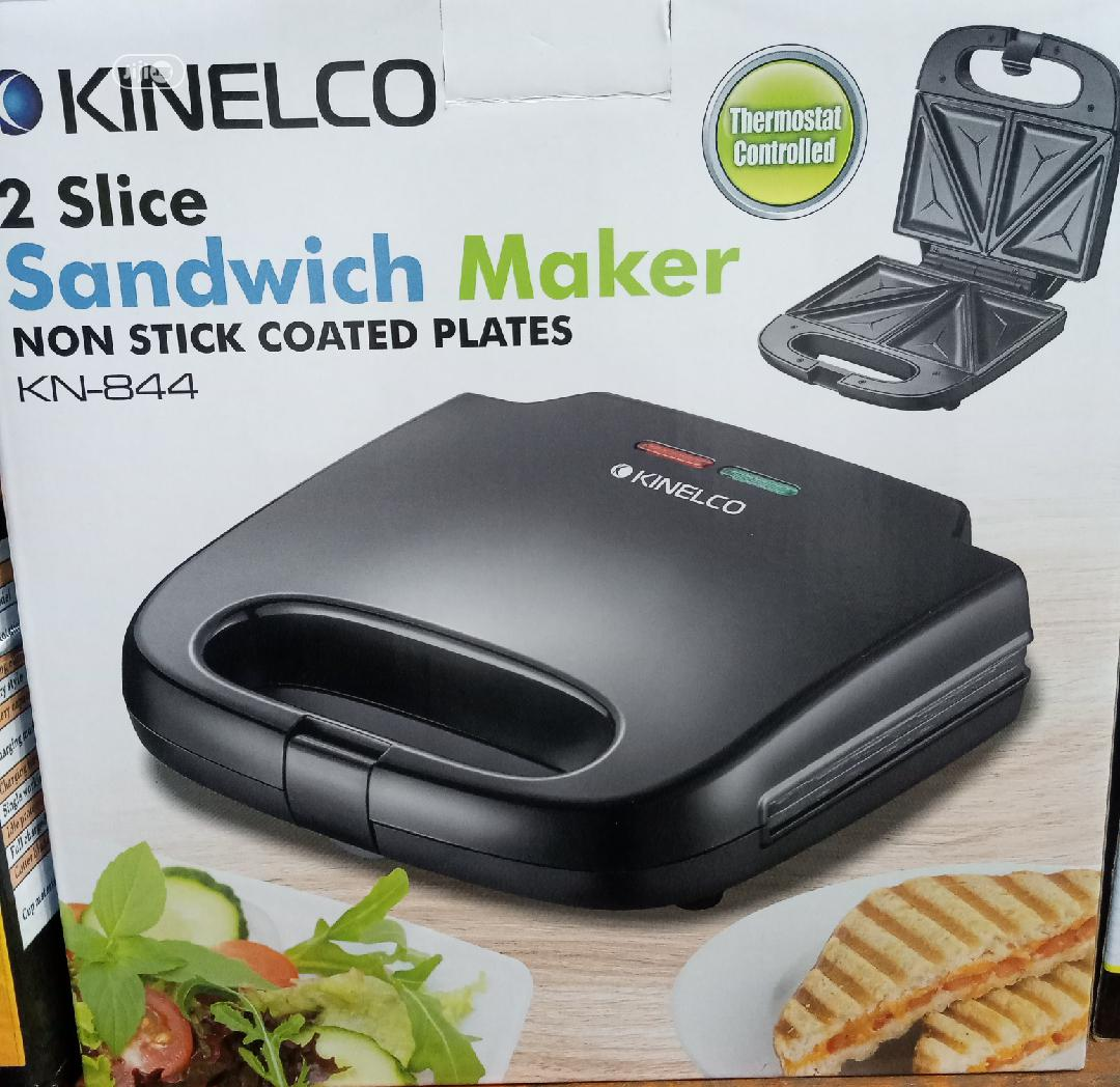 Archive: 2 Slice Sandwich Maker