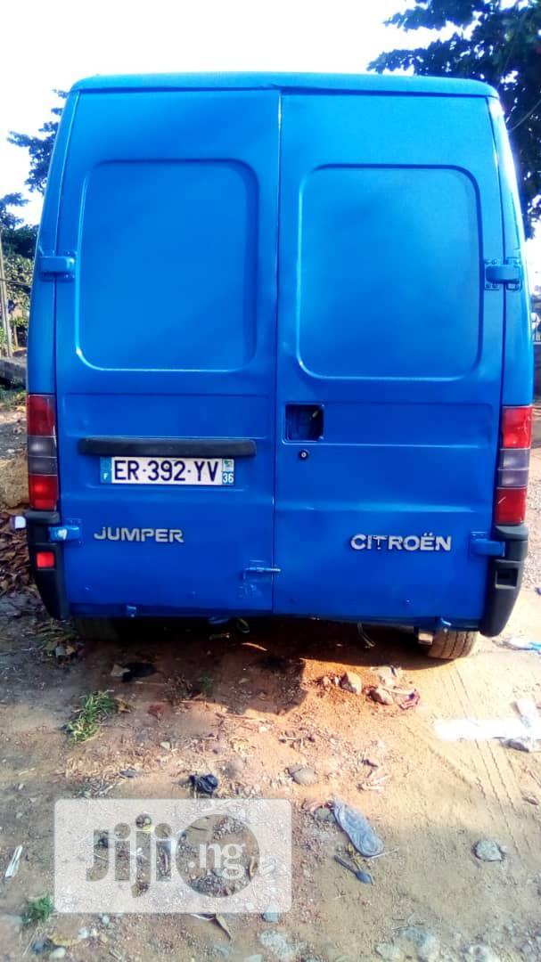 Tokunbo 2003 Citroen Jumper   Buses & Microbuses for sale in Ikeja, Lagos State, Nigeria