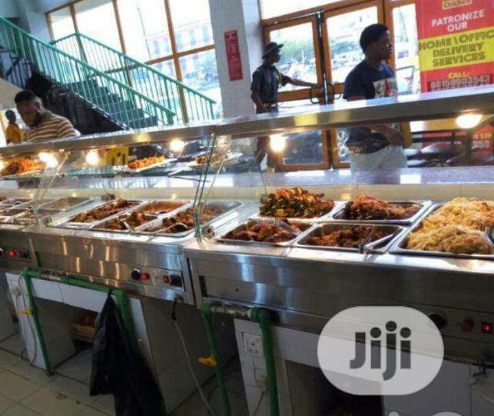 Bain Marie 10 Plates (Food Warmer)