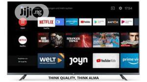 Alma 32inch Smart Full HD Television Jet Black | TV & DVD Equipment for sale in Lagos State, Lekki