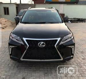 Lexus RX 350 Upgrade 2010 To 2018