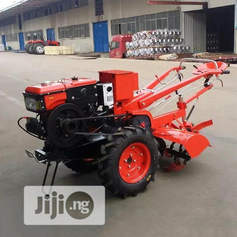 Durable Walking Tractors