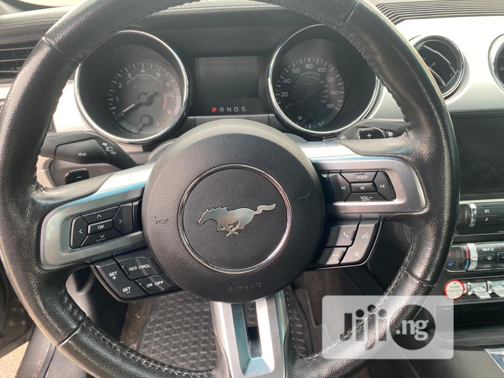 Ford Mustang 2015 Gray | Cars for sale in Central Business Dis, Abuja (FCT) State, Nigeria