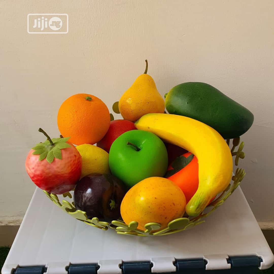 Artifical Fruits