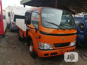 Toyota Dyna 200 Normal Orange | Trucks & Trailers for sale in Lagos State, Apapa