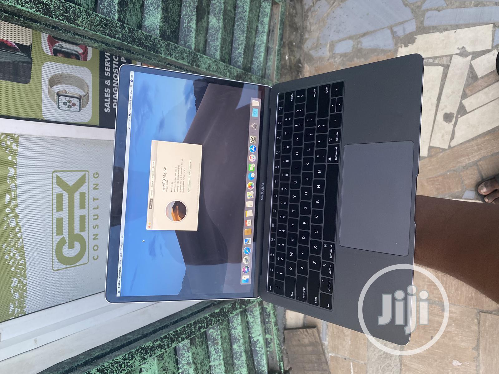 Laptop Apple MacBook Air 8GB Intel Core i5 SSD 256GB | Laptops & Computers for sale in Lekki, Lagos State, Nigeria