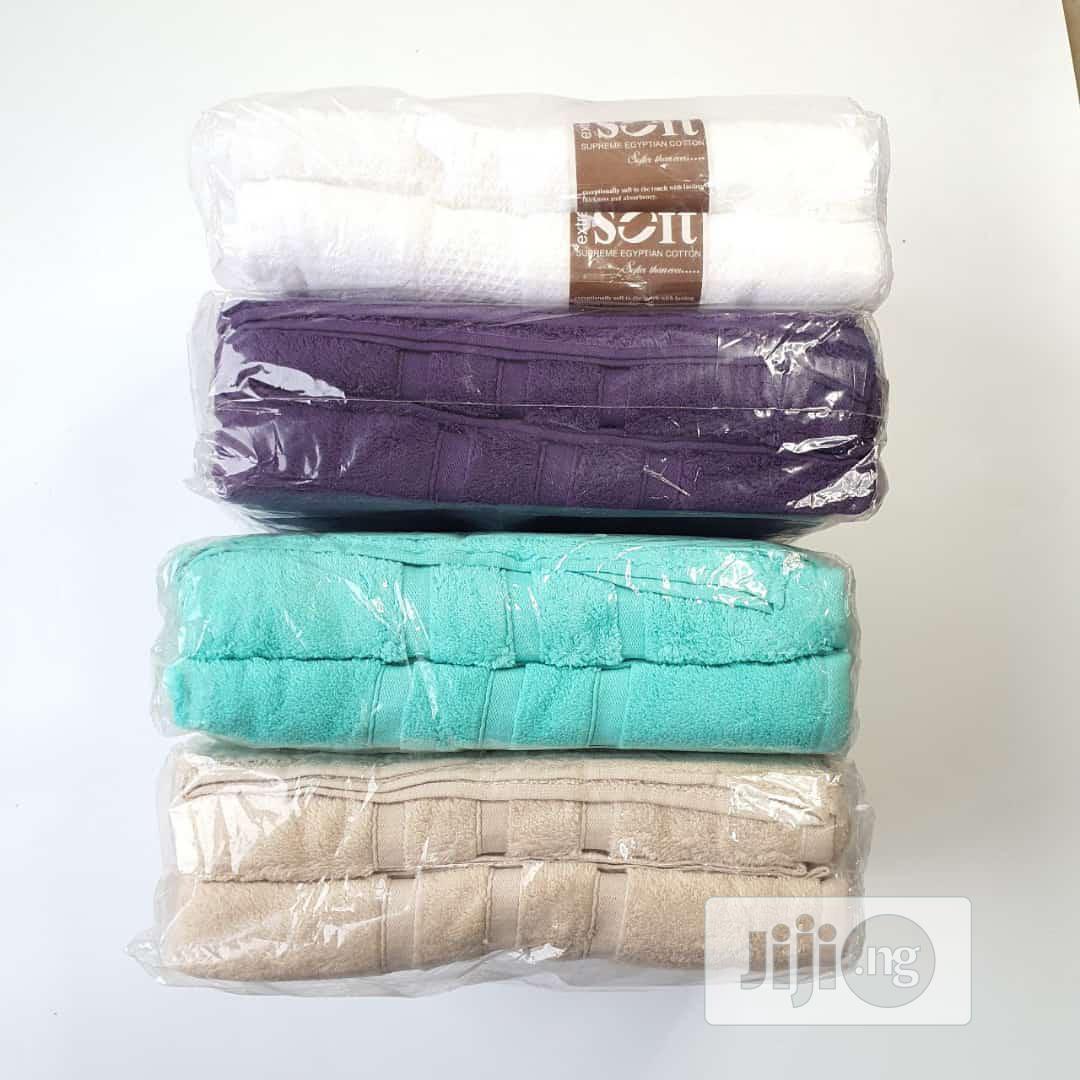 Bath Sheet Towel 2pcs