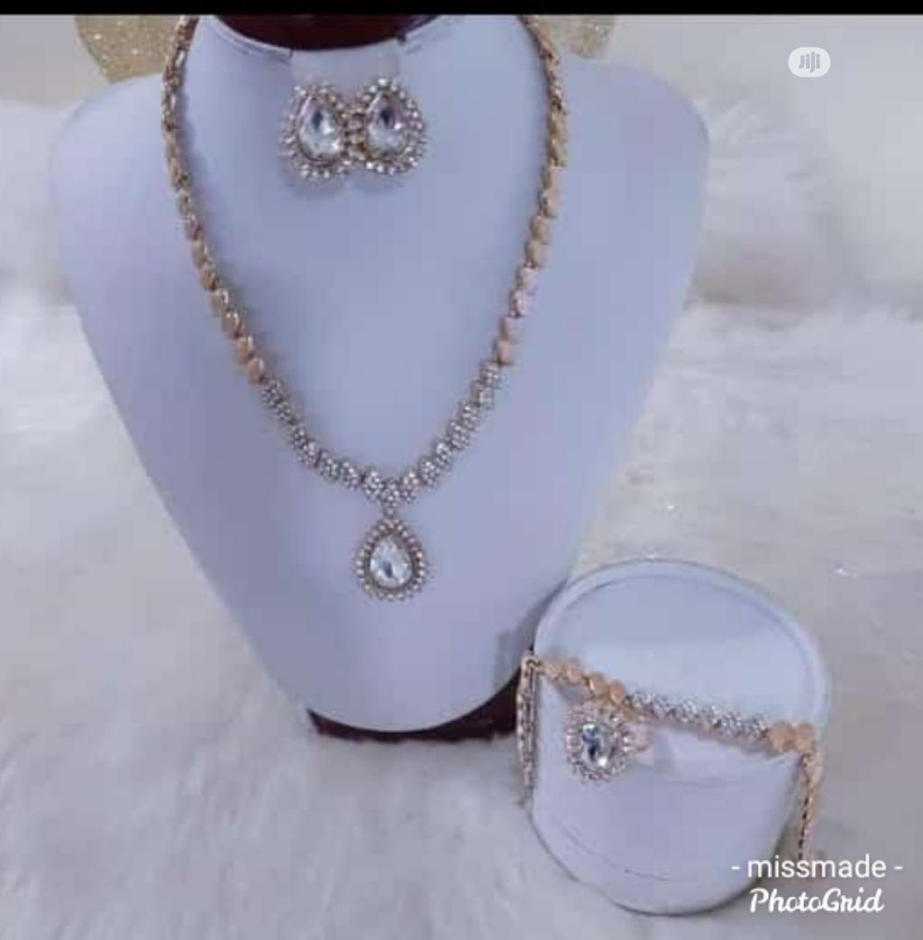 Archive: Party Custom Jewelry Set