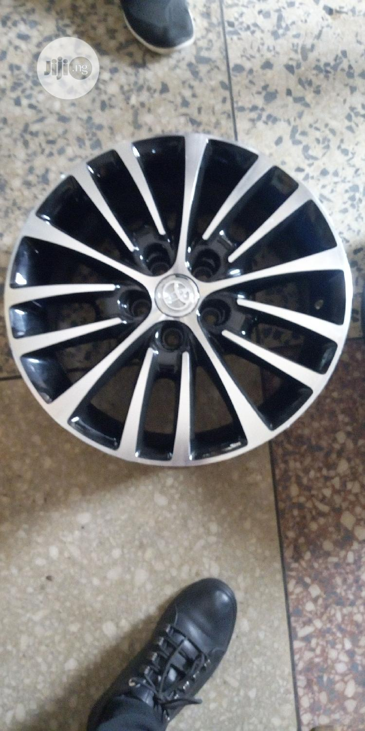 Rim For All Types Of Car And Jeeps | Vehicle Parts & Accessories for sale in Mushin, Lagos State, Nigeria