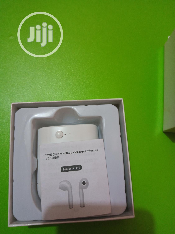 I7 TWS Wireless Bluetooth Earpod | Accessories & Supplies for Electronics for sale in Iwo, Osun State, Nigeria