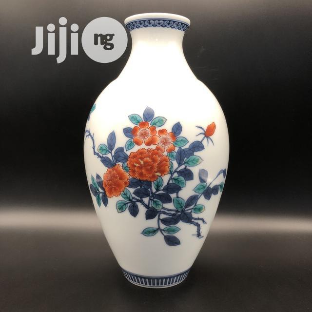 A Ceramics Flower Vase